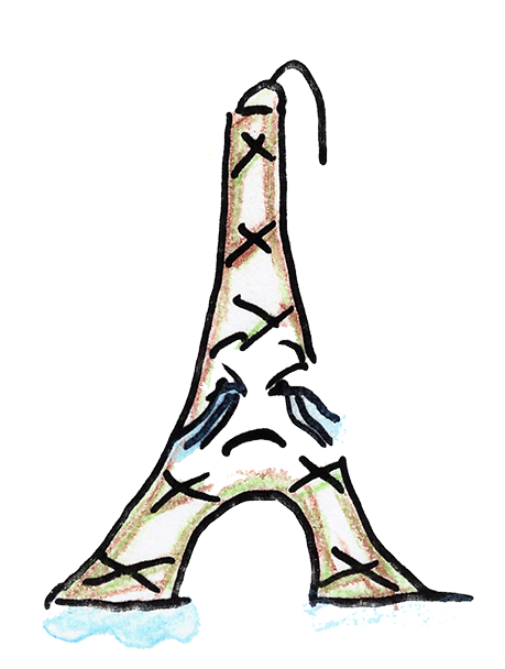 Eiffel-Sticker messages sticker-10