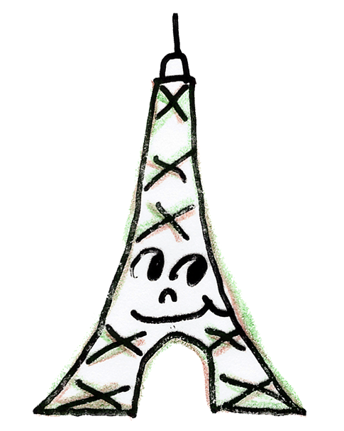 Eiffel-Sticker messages sticker-2