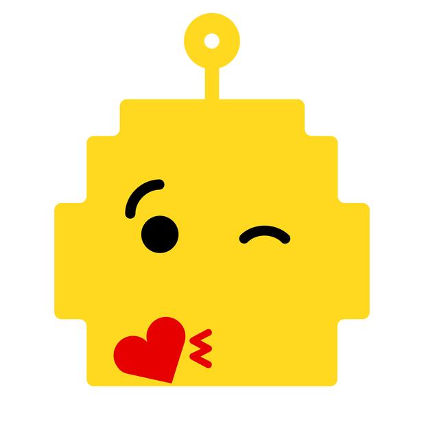BOTOJI messages sticker-9