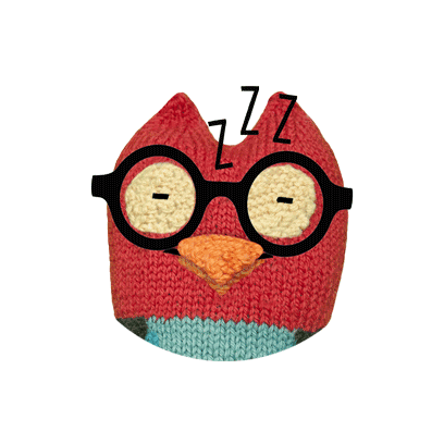 Hipster Owl – Say it cool messages sticker-11