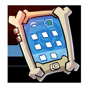 Dungeon, Inc.: Idle Clicker messages sticker-4