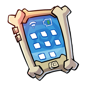 Dungeon, Inc.: Idle Clicker messages sticker-4
