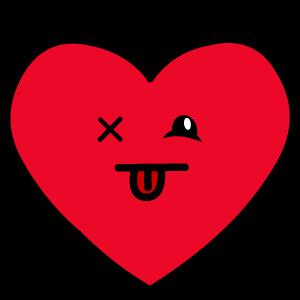 Kawaii Super Love Valentine messages sticker-11