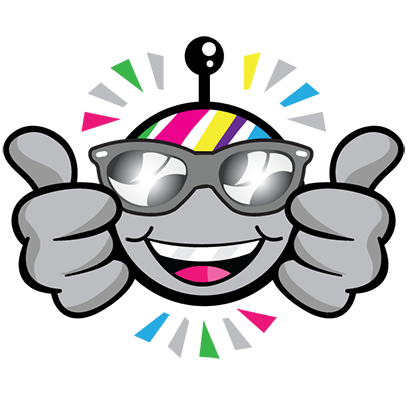 """""""Atom the Antenna 1.0"""" by TagStars.io™ messages sticker-11"""