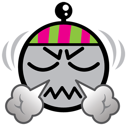 """""""Atom the Antenna 1.0"""" by TagStars.io™ messages sticker-8"""