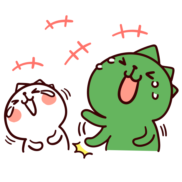 Dino Love stickers messages sticker-7