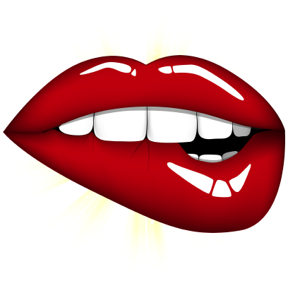 Loving Lips Stickers messages sticker-6