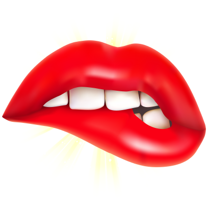 Loving Lips Stickers messages sticker-2