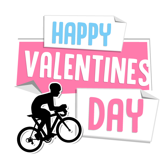 CycList Valentines messages sticker-0