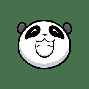 Pandamoji - Emoji Panda Stickers for iMessage messages sticker-8