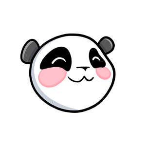 Pandamoji - Emoji Panda Stickers for iMessage messages sticker-3