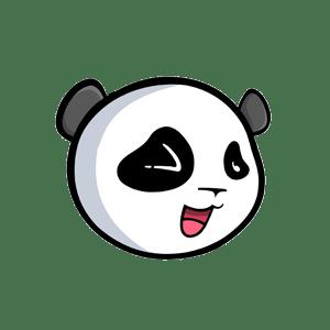 Pandamoji - Emoji Panda Stickers for iMessage messages sticker-9