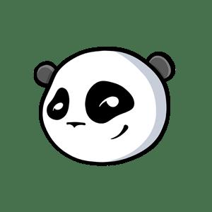 Pandamoji - Emoji Panda Stickers for iMessage messages sticker-7