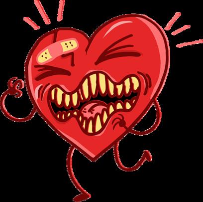 Digital Sticker All-stars: Valentines messages sticker-7