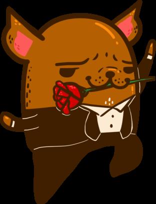 Digital Sticker All-stars: Valentines messages sticker-10