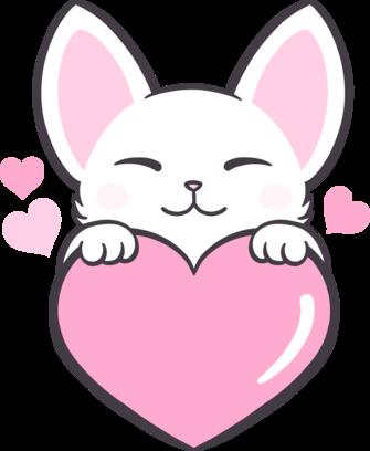 Digital Sticker All-stars: Valentines messages sticker-5