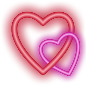 Hearts+ Animated Sticker Pack for iMessage messages sticker-8