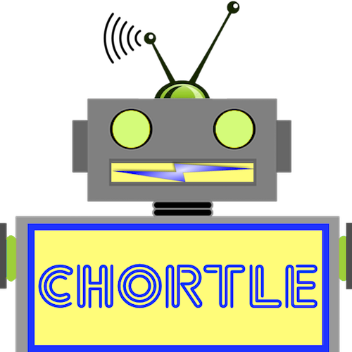 LaughBot: Animated Robot Stickers messages sticker-3