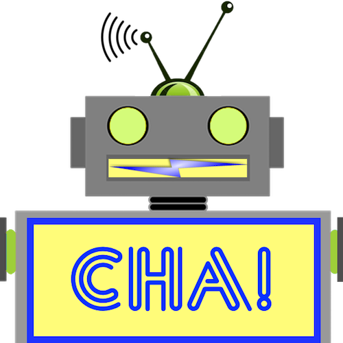 LaughBot: Animated Robot Stickers messages sticker-11