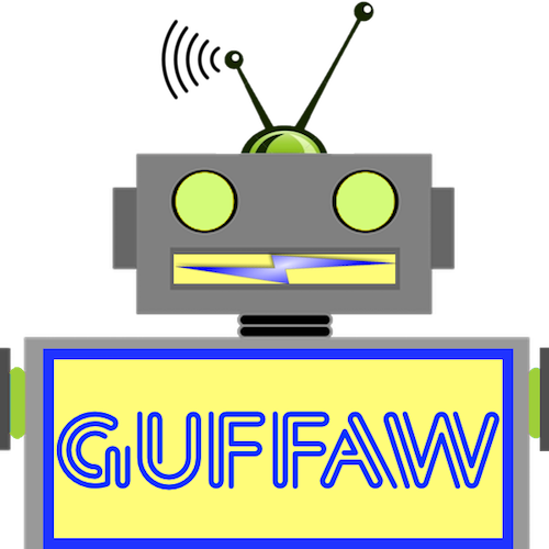 LaughBot: Animated Robot Stickers messages sticker-7
