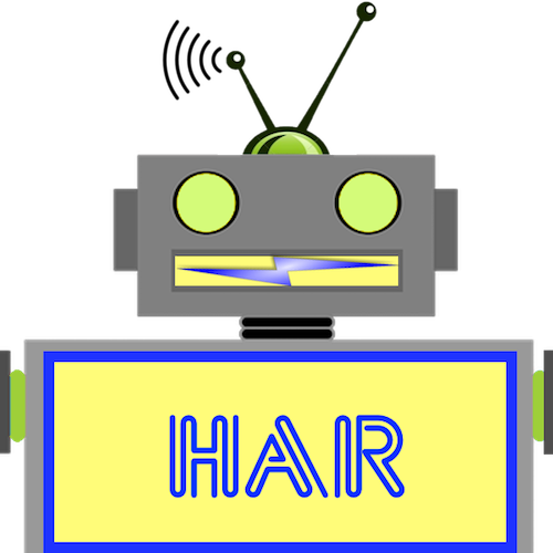 LaughBot: Animated Robot Stickers messages sticker-9