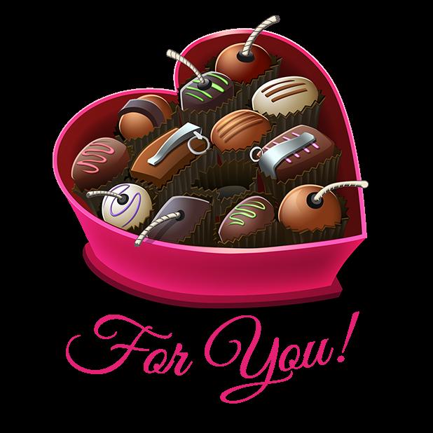 My Crazy Valentine messages sticker-4