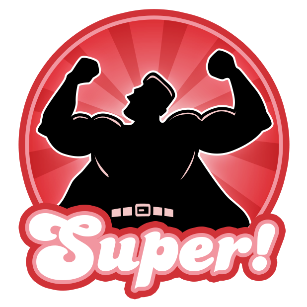 Cartoon Super Hero messages sticker-10