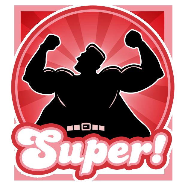 Cartoon Super Hero messages sticker-10