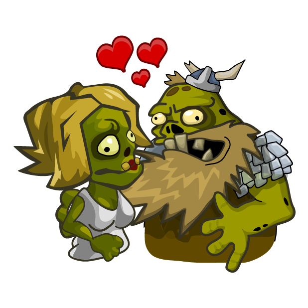 Zombie Smash! Time Travel messages sticker-3