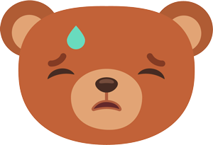 Bear Sticker Pack messages sticker-7