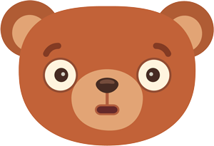 Bear Sticker Pack messages sticker-1