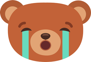 Bear Sticker Pack messages sticker-6