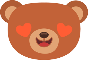 Bear Sticker Pack messages sticker-11