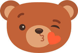 Bear Sticker Pack messages sticker-10