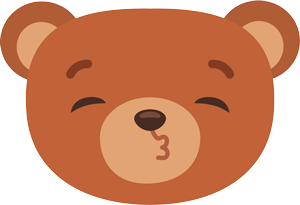 Bear Sticker Pack messages sticker-0
