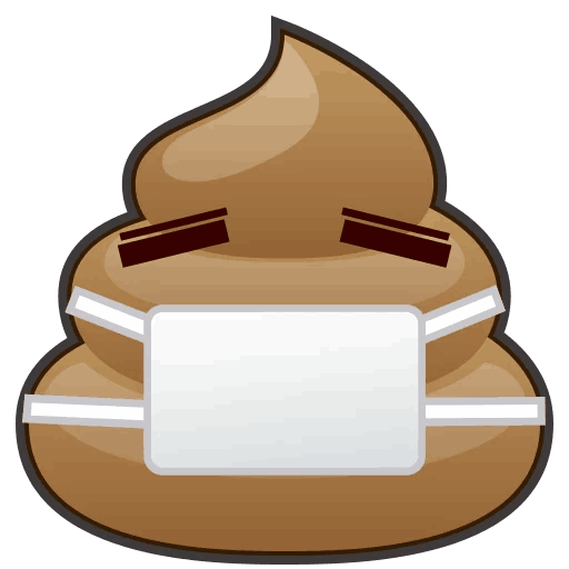 Poop! Stickers messages sticker-8