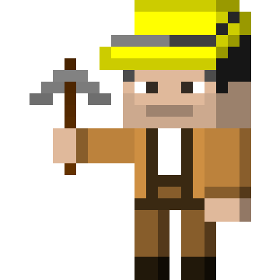 Miner Mines messages sticker-0