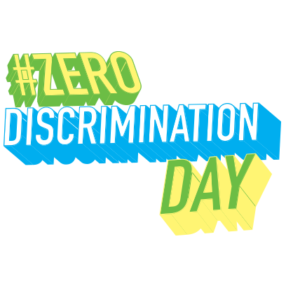 Zero Discrimination Day messages sticker-6