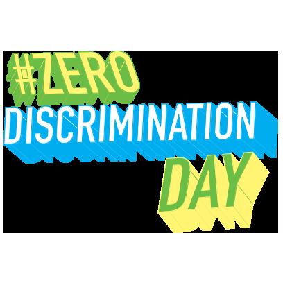 Zero Discrimination Day messages sticker-6
