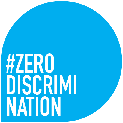 Zero Discrimination Day messages sticker-0