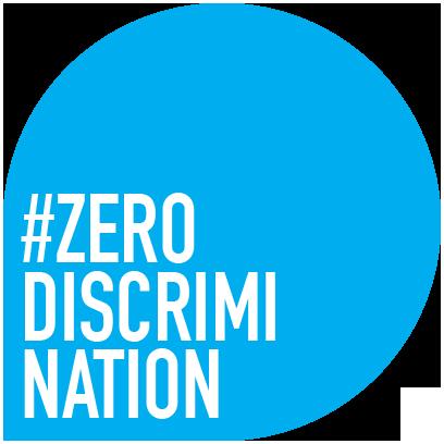 Zero Discrimination Day messages sticker-0