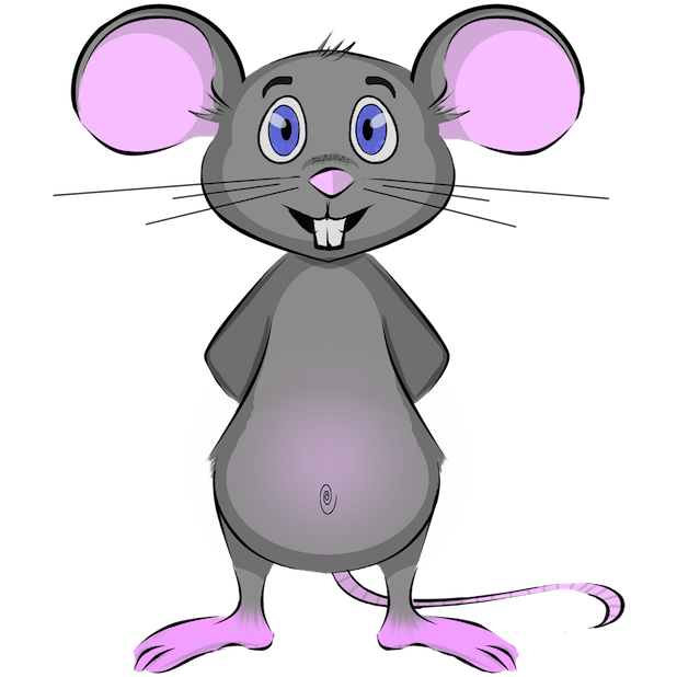 Mouse or House messages sticker-3
