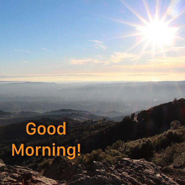 Good Morning-! messages sticker-2