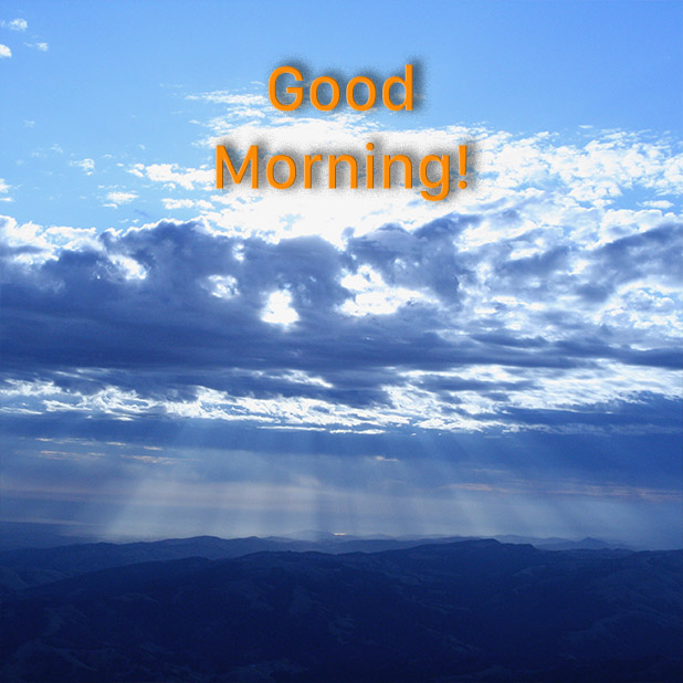Good Morning-! messages sticker-5