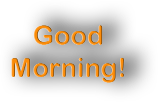Good Morning-! messages sticker-8