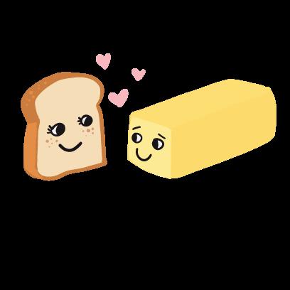 Food Love Sticker Pack messages sticker-5