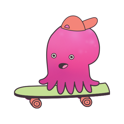 Tako the Octopus Sticker Pack messages sticker-2