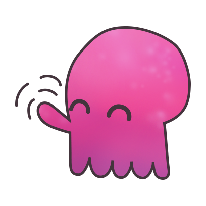 Tako the Octopus Sticker Pack messages sticker-1