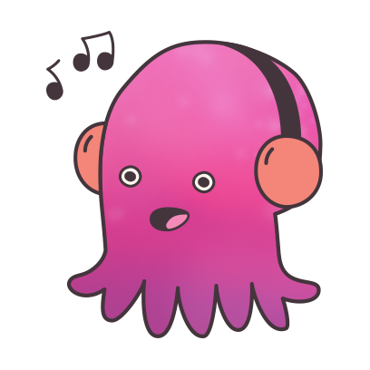 Tako the Octopus Sticker Pack messages sticker-3