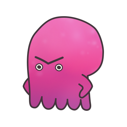 Tako the Octopus Sticker Pack messages sticker-6